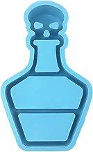 Portaoggetti a forma di bottiglia Scaffale per
