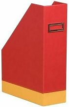 Portariviste Rosso Papavero 10x25x31cm - Rhodia