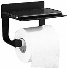 portarotolo nero portarotolo carta igienica