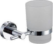 Portaspazzolini Diosa in leghe metalliche e vetro