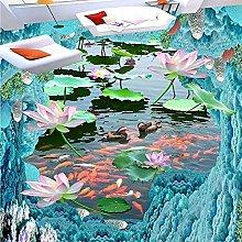 Portico Ristorante Decorazione Lotus Carp Mondo