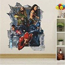 poster Adesivi Adesivo murale 3d adesivo da parete