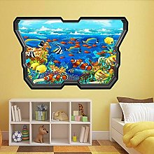 poster Adesivi Adesivo murale pesci d'acqua