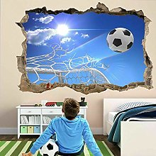 poster Adesivi Reti per porte da calcio Adesivo da