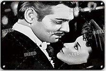 Poster del Film Film Targa in Metallo Targa in