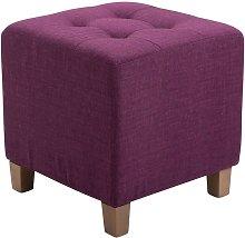 Pouf divano lilla