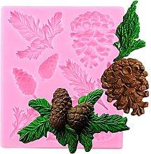 PPuujia Stampo per cioccolatini in legno di pino