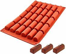 PPuujia Stampo per cioccolatini in silicone per
