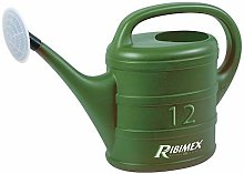 PRA120 Annaffiatoio 12 L, Verde - Ribimex