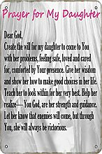 Prayer For My Daughter Dear God Create The Will
