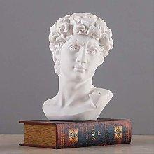 PRDECE Mitologia Greca David Testa Busto Statua