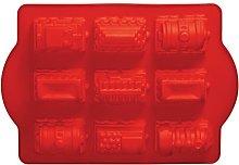 Premier Housewares Stampo dolci a forma di treni