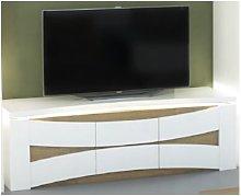Premobil - Mobile porta tv laccato bianco Stella