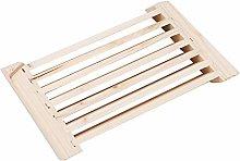 Presa d'aria per sauna in legno sicura e