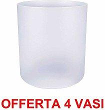 PRG ELHO Offerta 4 Vaso Orchidee B.for Soft Orchid