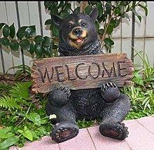 Produttori di Ornamenti per orsi da Giardino per