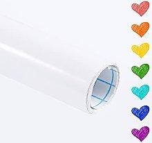 PROHOUS Sticker Lavagna Adesiva Bianca con può