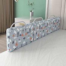 Protezione anticaduta per letto dei genitori e