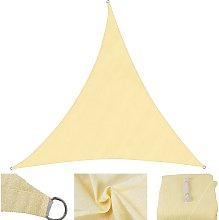 Protezione solare vela bianco crema/bianco -