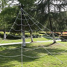 Proumhang Creepy Giant Web Triangolo Spider Web