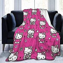 Proxiceen Hello Kitty, coperta in pile per adulti