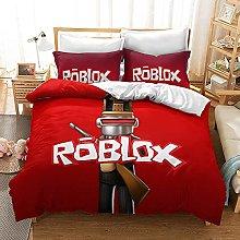 Proxiceen Roblox Boy - Biancheria da letto da