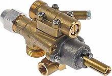 Puce RUBINETTO GAS 22S/O Cod. 3348005