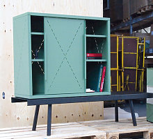 Pulpo Tauber Cabinet Armadietto