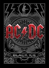 Pyramid International AC/DC (Black Ice) Poster con