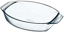 Pyrex Irresistible Teglia ovale in vetro