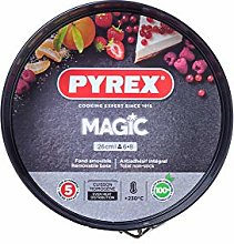 Pyrex MG26BS6 - Teglia magica a forma di molla,