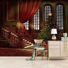 QHWLKJ Adesivo Murale albero di Natale Stickers