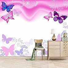 QHWLKJ Adesivo Murale farfalle Stickers Murali