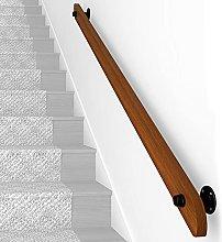 Qiaosiye - Ringhiera per scale in legno, facile da