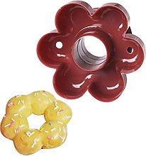 QINGJIA Non-stick Donut stampo strumenti di