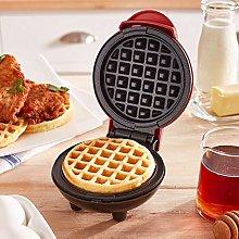 QINGJIA Non-stick Waffle elettrico maker bolla