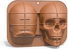 QKFON - Stampo per torta in silicone realistico,