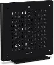 Qlocktwo Qlocktwo Orologio/Sveglia da Tavolo Touch