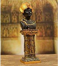 QQJJSUDIW Faraone Principe Testa pilastro in