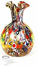 Quadri - Vaso in Vetro Originale di Murano