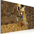 Quadro - Klimt Ispirazione - Bacio 120x80cm Erroi