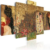 Quadro - Klimts Muses 100x50cm Erroi