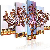 Quadro - Lalbero Di Klimt 100x50cm Erroi