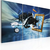 Quadro - Realizzazione - Trittico 60x40cm Erroi