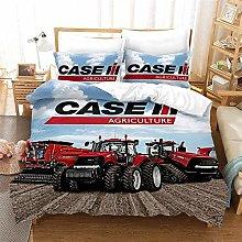QWAS Biancheria da letto per trattore,