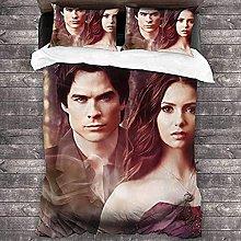 QWAS Il set di biancheria da letto Vampire Diaries