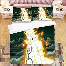 QWAS Uzumaki Naruto - Biancheria da letto, 3