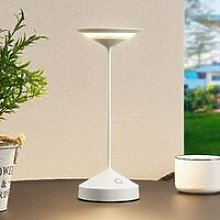 Raminum lampada LED tavoli esterni, bianco -