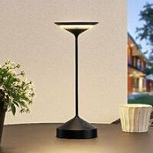 Raminum lampada LED tavoli esterni, nero - Lucande