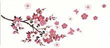 Ramo di un albero in fiore di ciliegio Adesivi